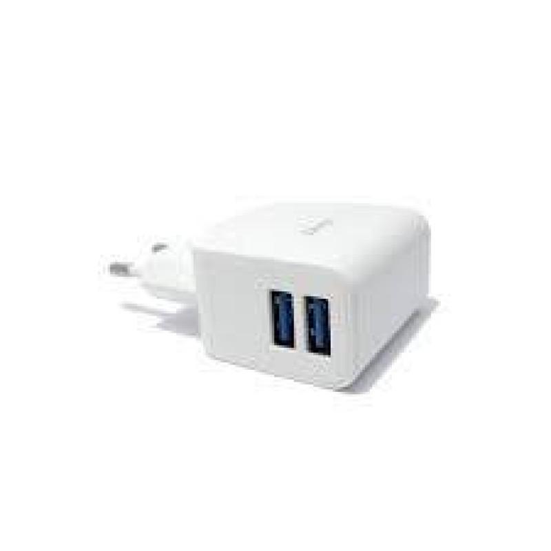 Зарядно 220V LDNIO A2203 2xUSB 5V 2.4A с micro USB...