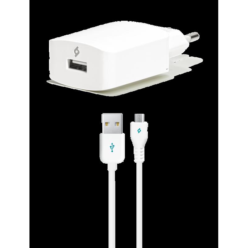 Зарядно 220V SpeedCharger USB Travel Charger, 2,1A...