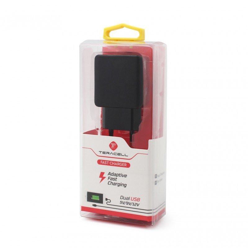 Зарядно 220V Teracell Fast Charging TC-31 USB 5V 2...