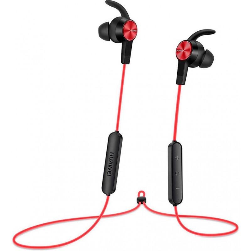 Безжични слушалки HUAWEI AM61, черни...
