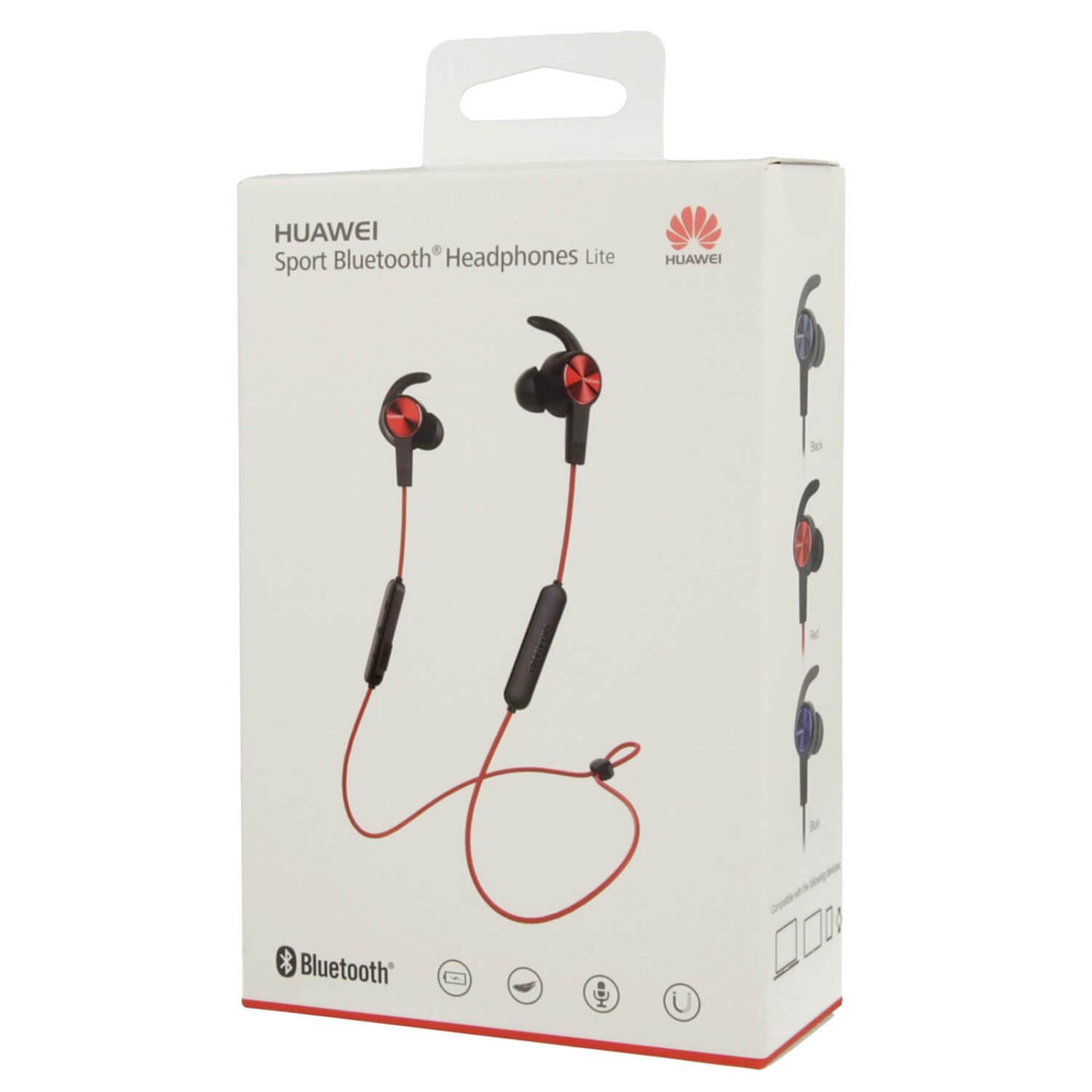 Безжични слушалки HUAWEI AM61, черни