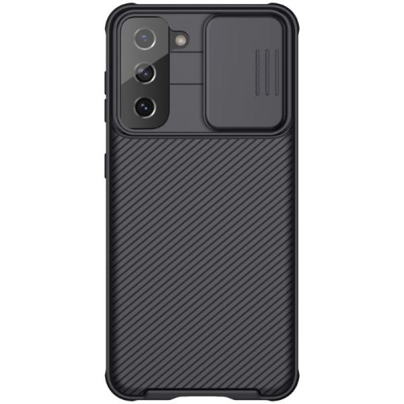 Гръб Nillkin Camshield pro за Samsung S21 - Черен...