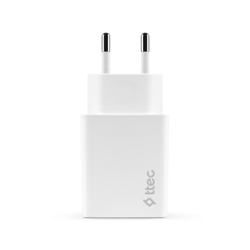 Адаптер ttec SmartCharger PD Travel Charger , 18W ...