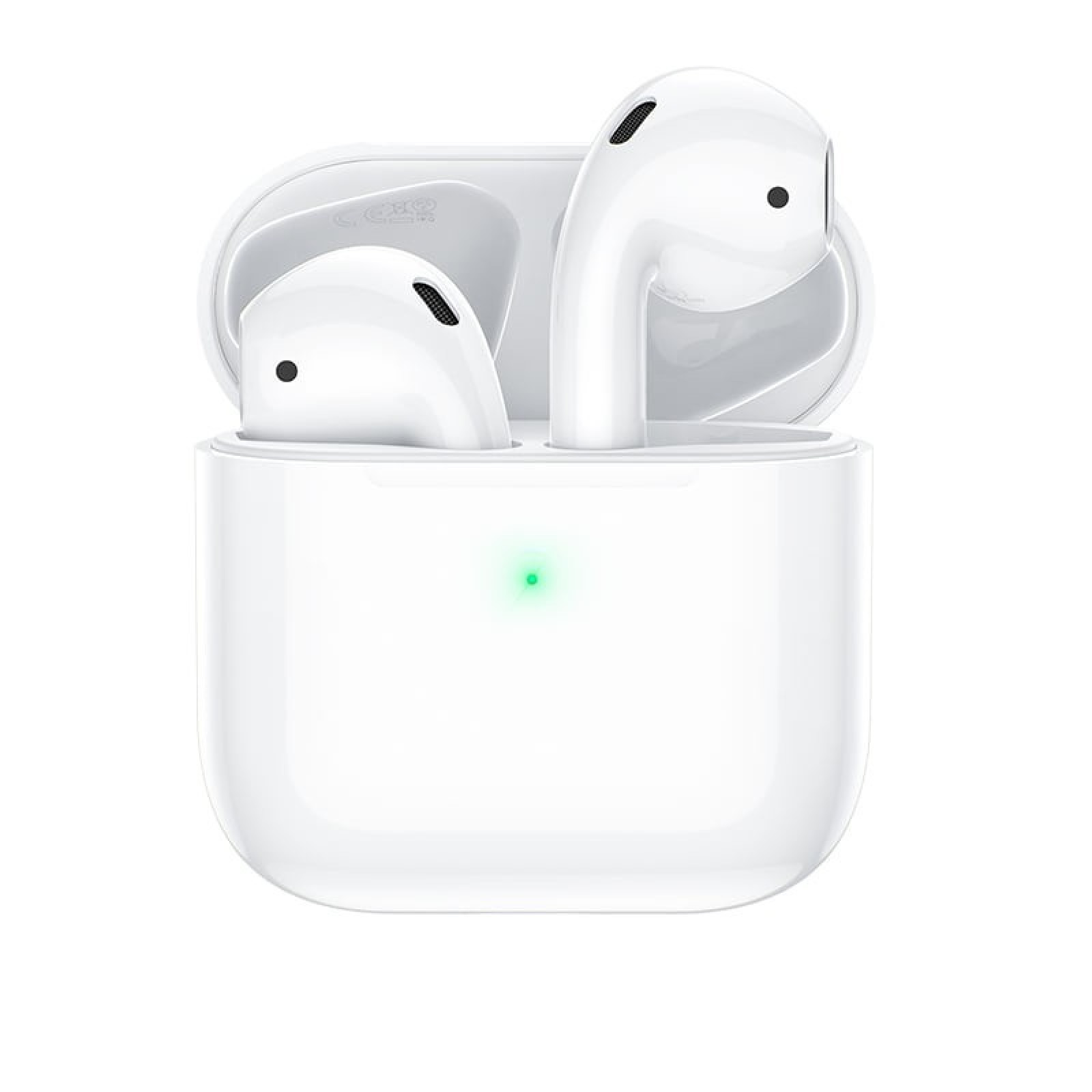 Bluetooth слушалки Hoco EW03 Original series true wireless BT headset - Бели