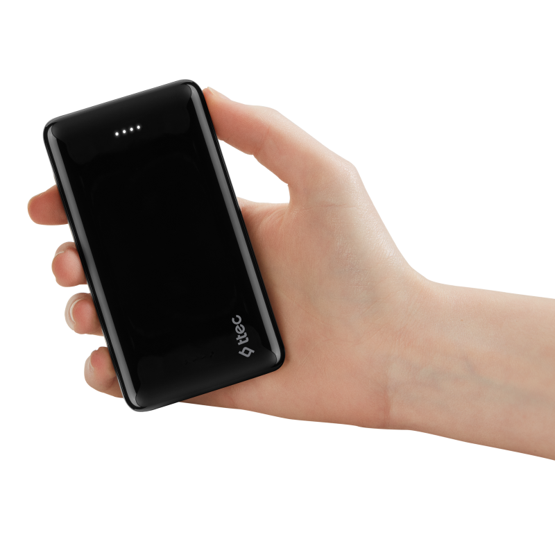 Външна батерия ReCharger S 20.000mAh Universal Mobile Charger - Черна
