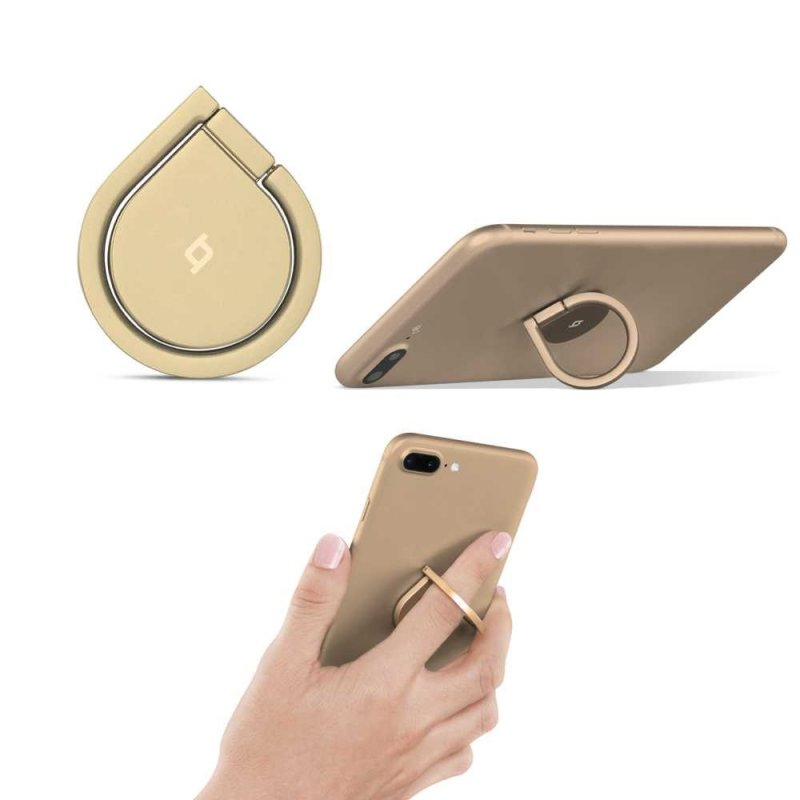 Ринг за мобилен телфон MagicRing 3in1 Phone Holder...