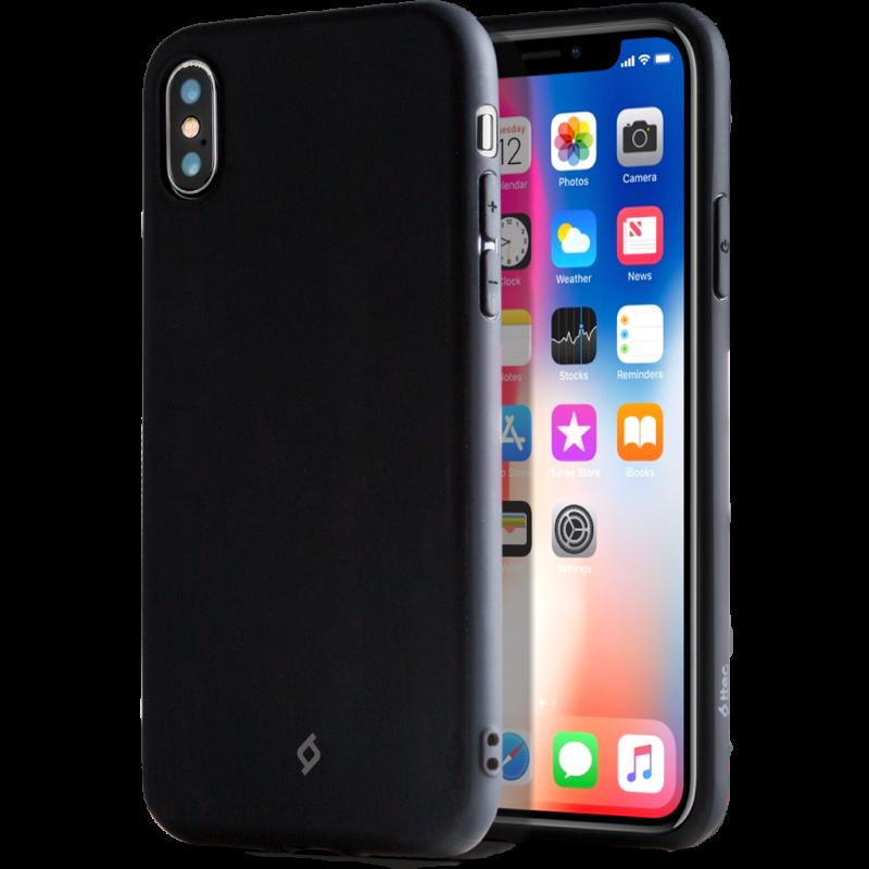 Гръб ttec Smooth Protective Case за iPhone X/XS - ...