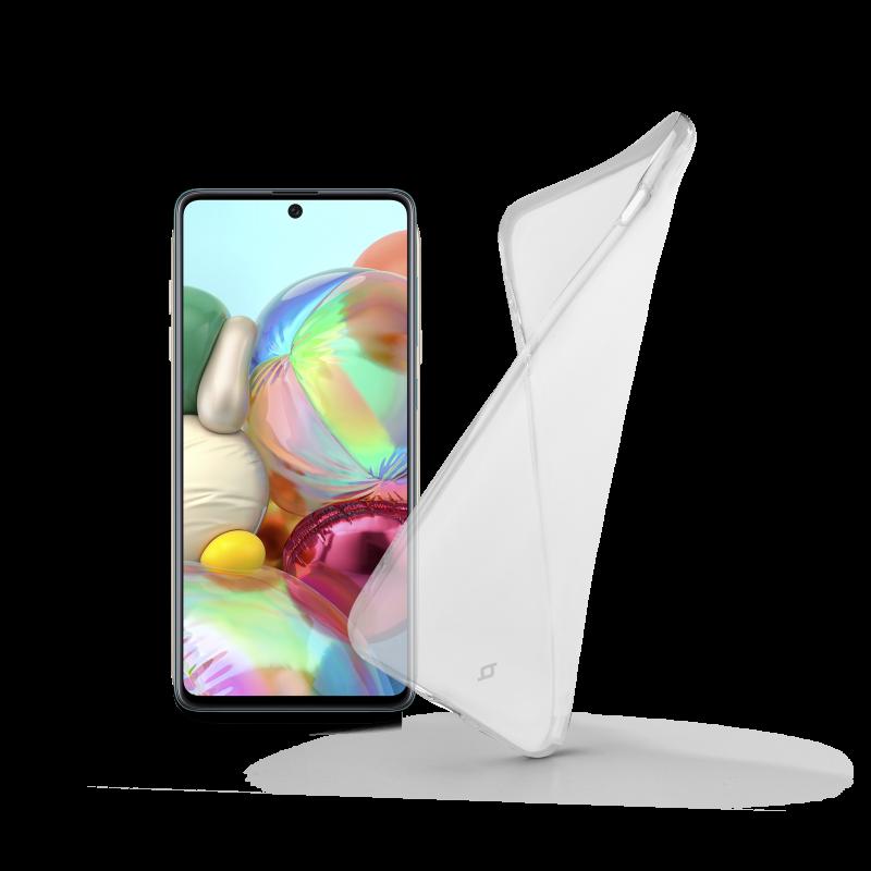 Гръб ttec SuperSlim за Samsung A50/ A30s - Прозра...