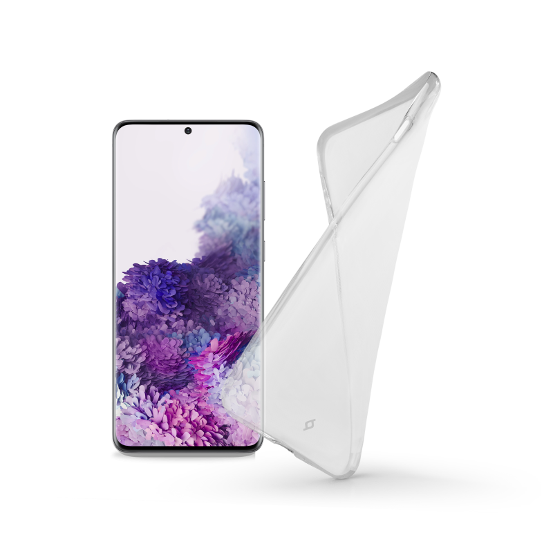 Гръб ttec SuperSlim за Samsung S10 - Прозрачен,116...
