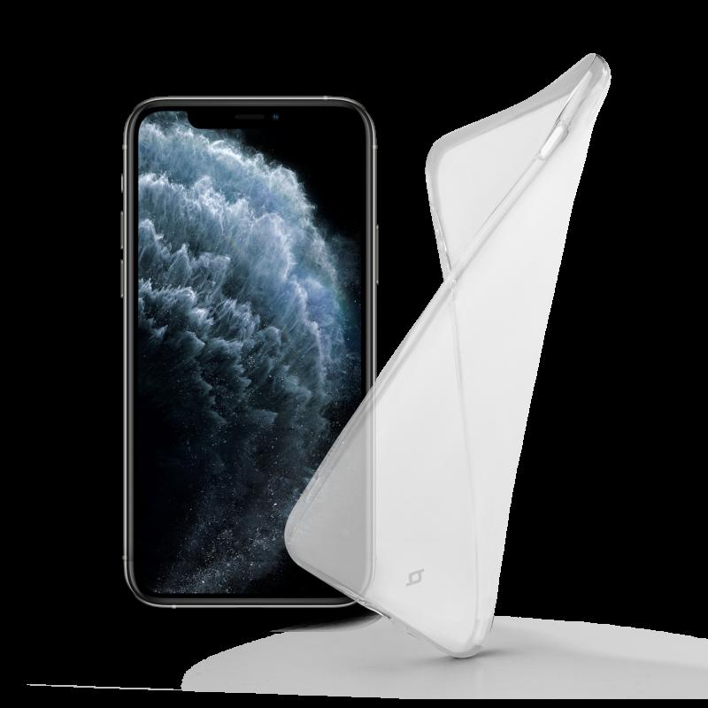 Гръб ttec SuperSlim за iPhone 11 Pro Max - Прозрач...