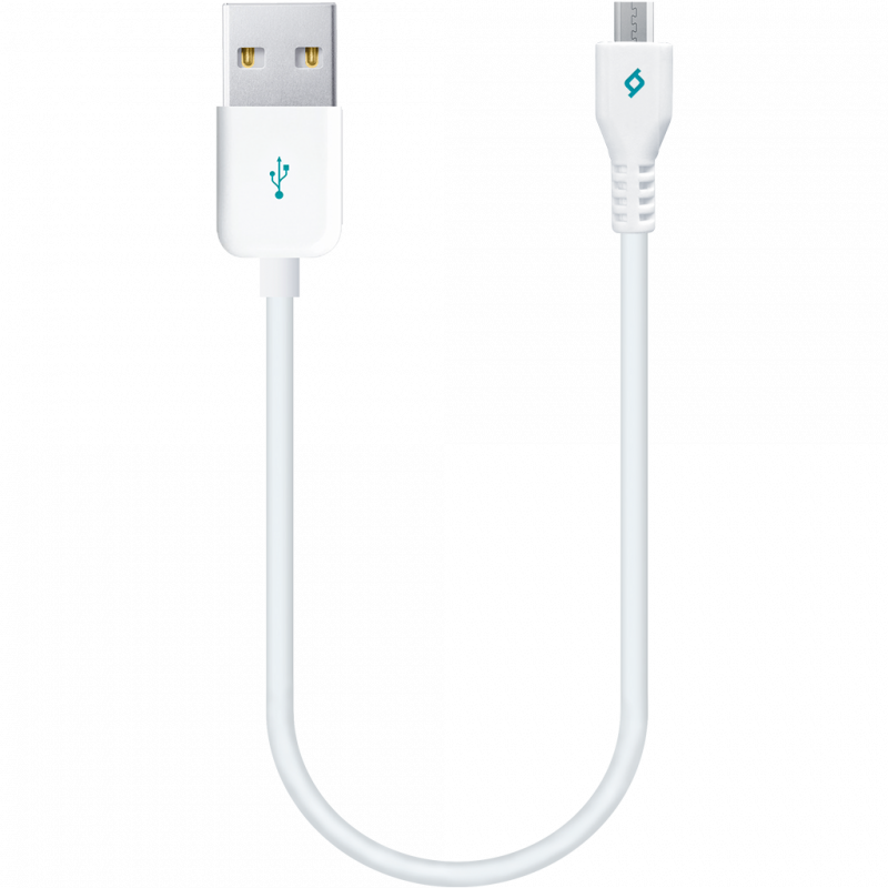 Кабел Mini Cable 30cm Micro USB Charge/Data Cable ...