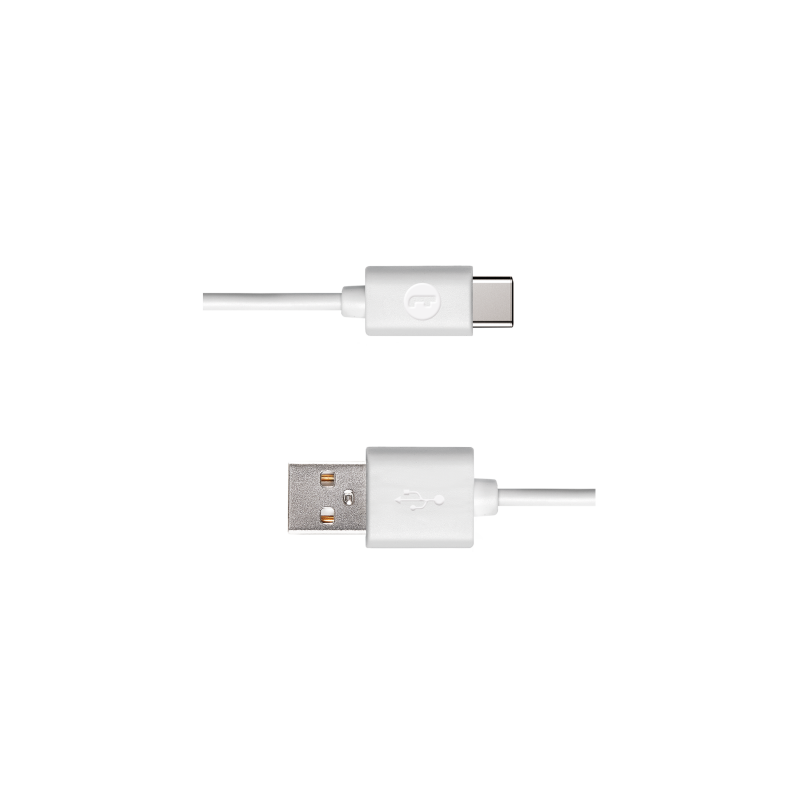 Кабел Mojue Type-C Charge Cable -  Бял