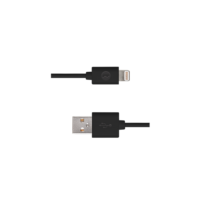 Кабел Mojue Lightning Charge cable – Черен...