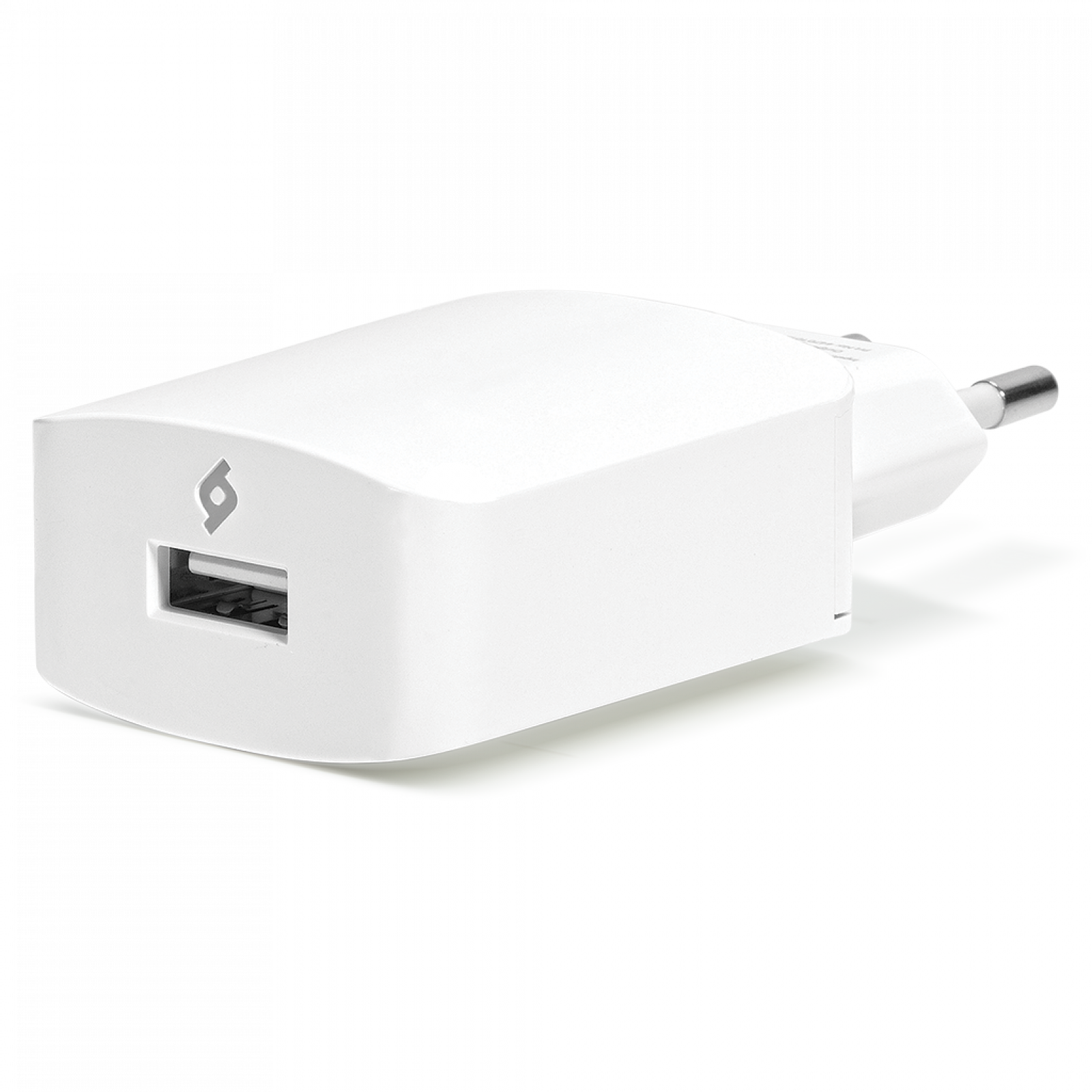 Зарядно 220V SpeedCharger USB Travel Charger, 2.1A, incl, Type C  Cable - Бяло,115573