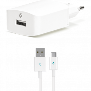 Зарядно 220V SpeedCharger USB Travel Charger, 2.1A...